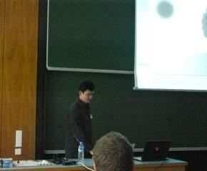 学会発表(VSMM2009)