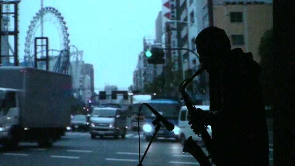 """ライブ上映『日々""""AUG"""" 8 years mix [2008-2015] 』"""