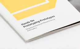 Hands On : Prototyping Prototypesイメージ