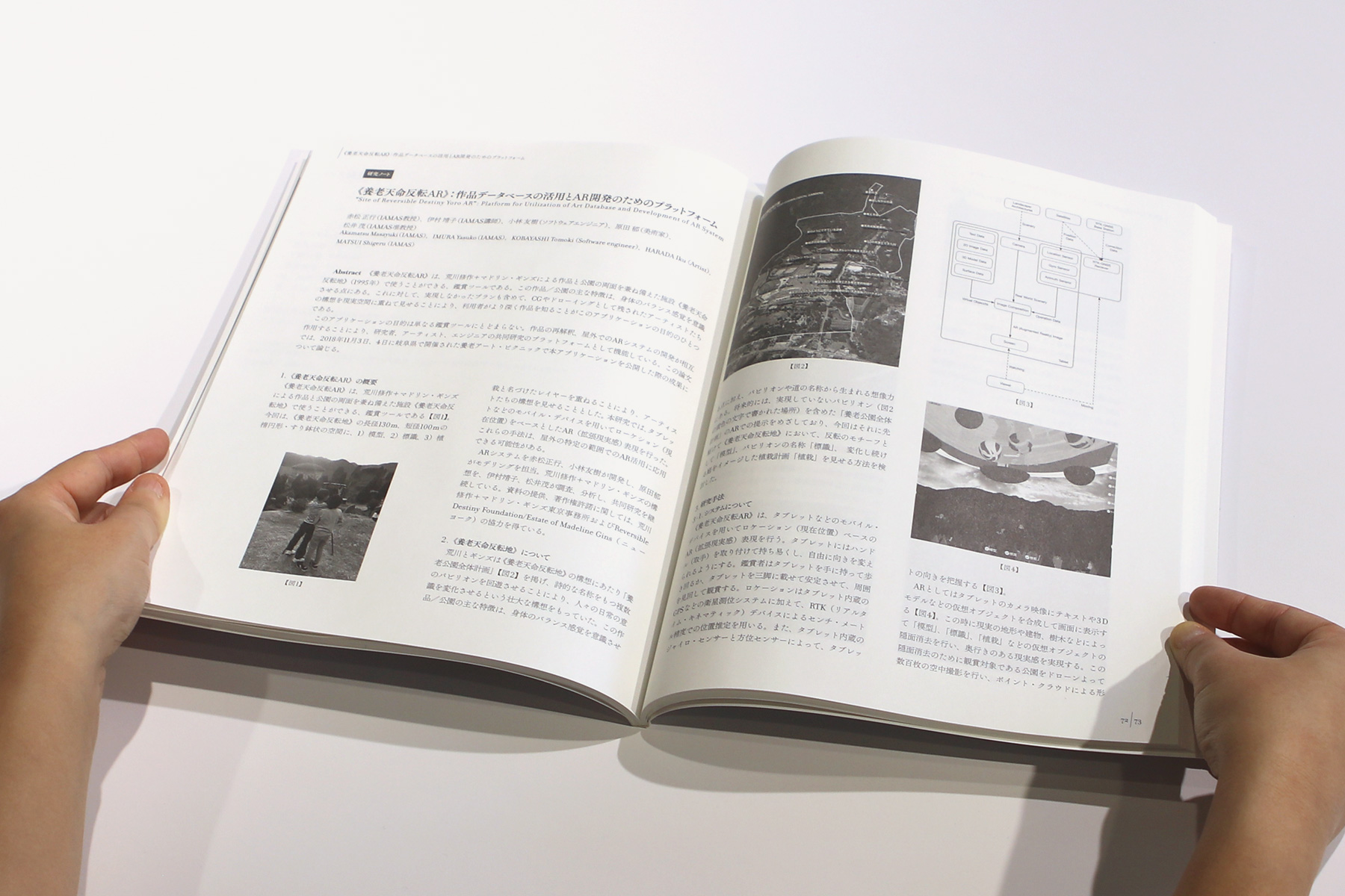 情報科学芸術大学院大学紀要 第10巻イメージ