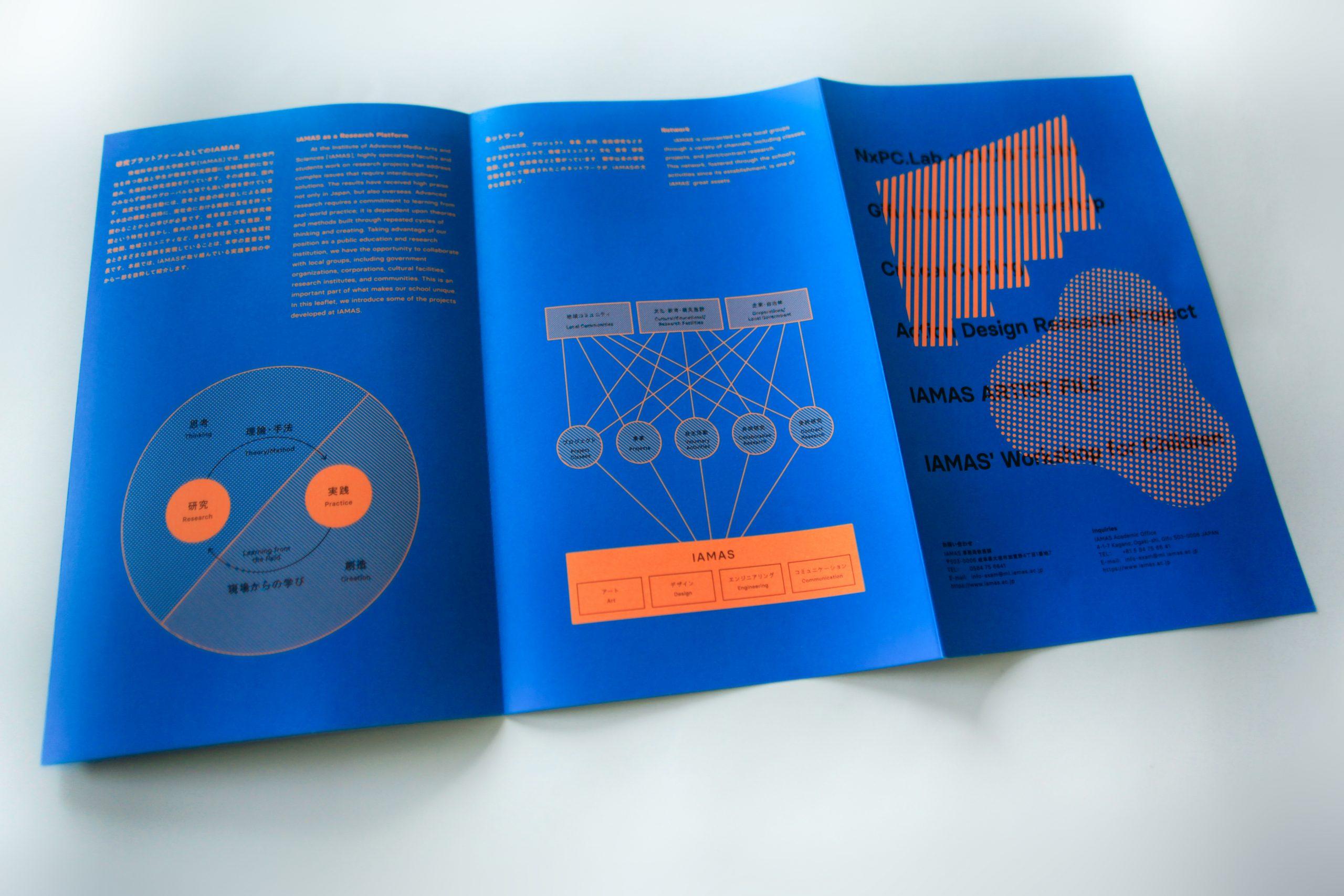 研究プラットフォームとしてのIAMASイメージ