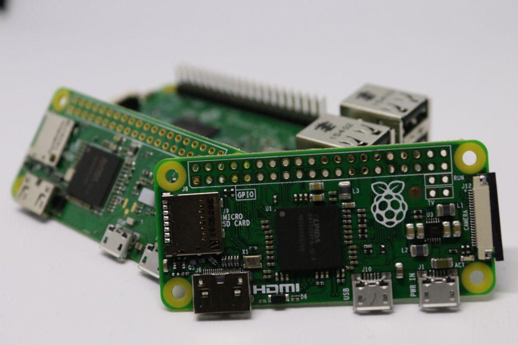 RaspberryPi作例の展示と紹介