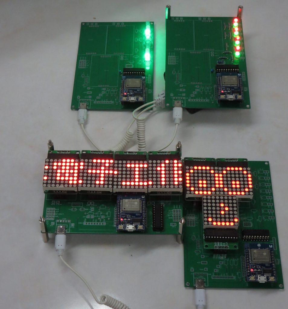 LEDを使用した各種電子工作とExcel設計補助ツール