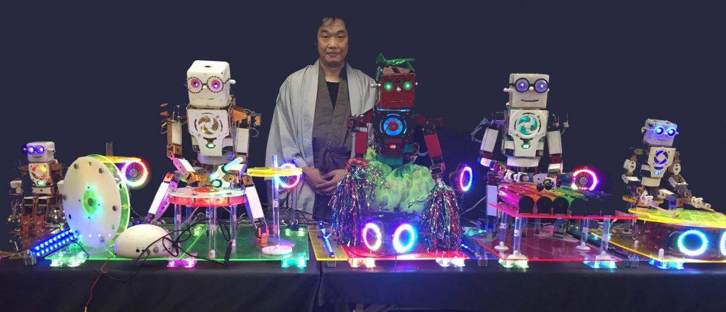 Robot Band--