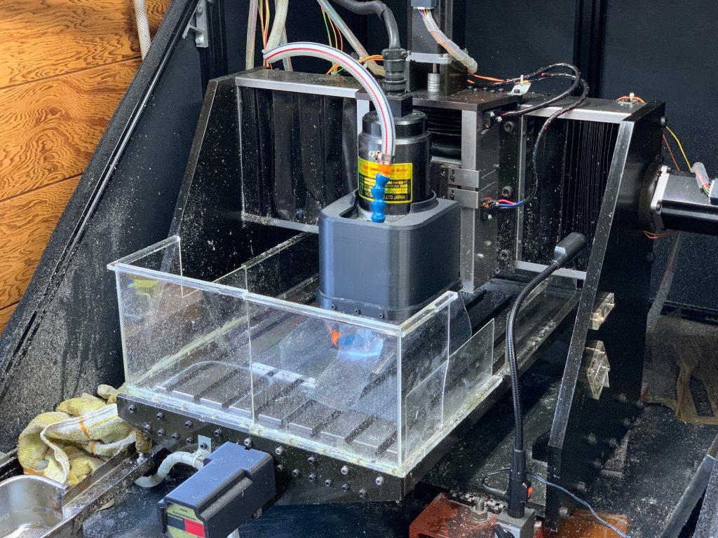 自作CNCフライス盤の製作とその活用方法の紹介