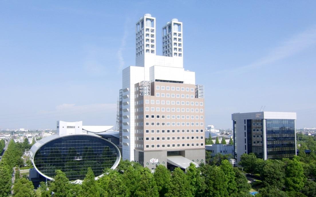 ソフトピアジャパンセンタービル 写真