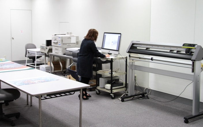 Printer room & Design studio Photo