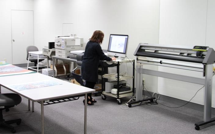 Printer room & Design studio Photo