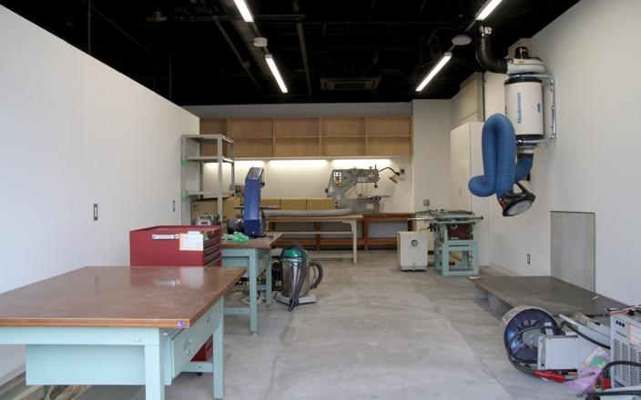 Metalworking room Photo