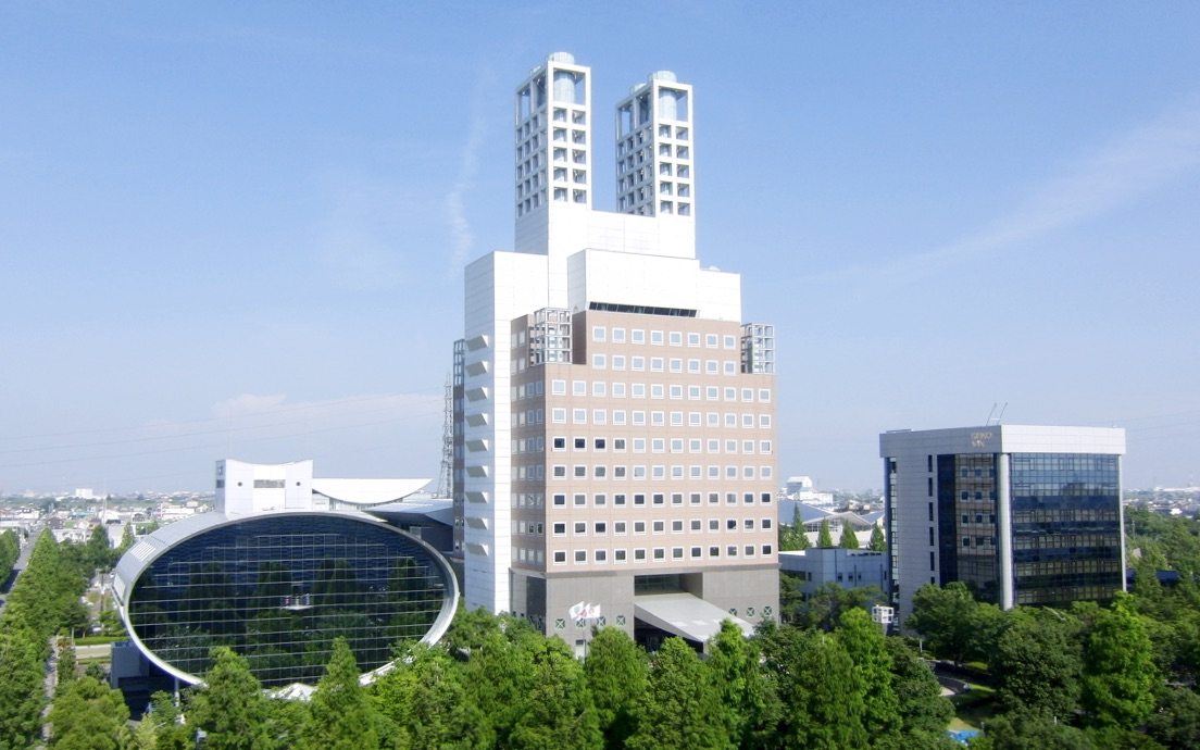 Softopia Japan Central Building Photo